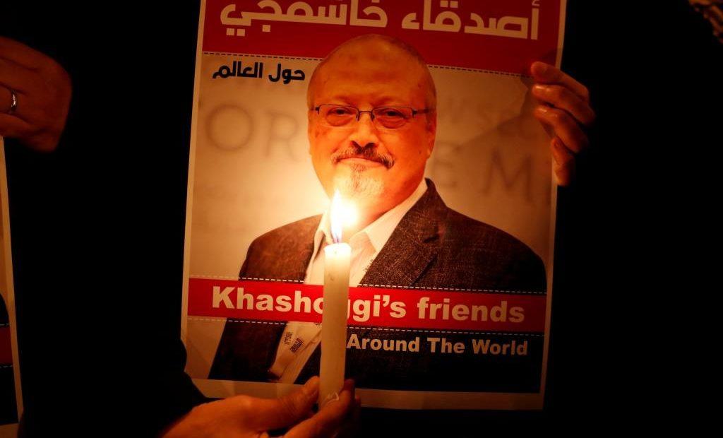 Turkish TV shows purported transfer of Khashoggi remains