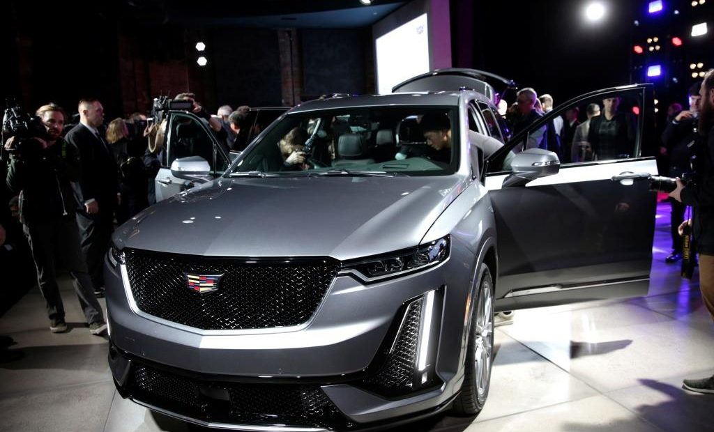 Detroit Reuters General Motors Co S Strategy To Make Its Luxury Cadillac Marque Lead Electric Vehicle Brand Is The Automaker Final Opportunity