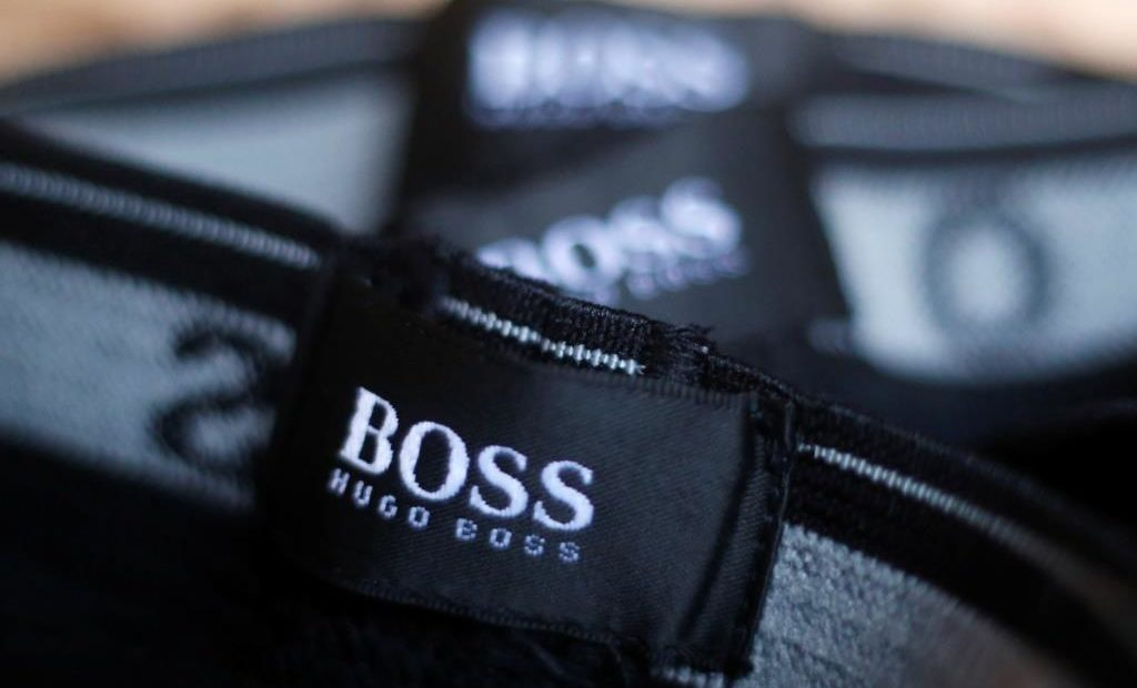 1e4851d64 BERLIN (Reuters) – Shares in German fashion house Hugo Boss  <BOSSn.DE> jumped on Tuesday after it reported sales growth picked up  at the end of 2018 ...