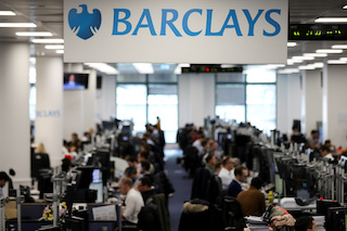 Activist investor Bramson may get bloody nose at Barclays