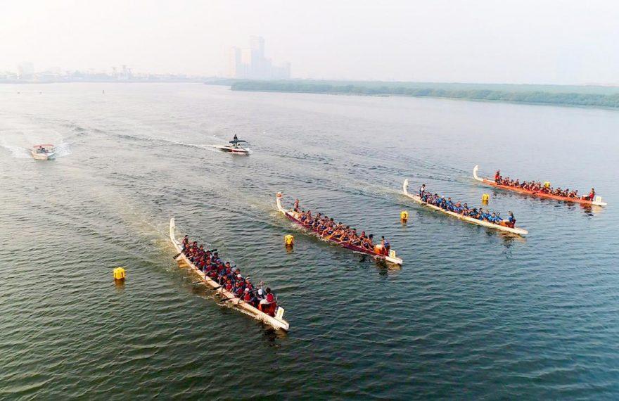 Nehru Trophy Club Kerala snake boat race